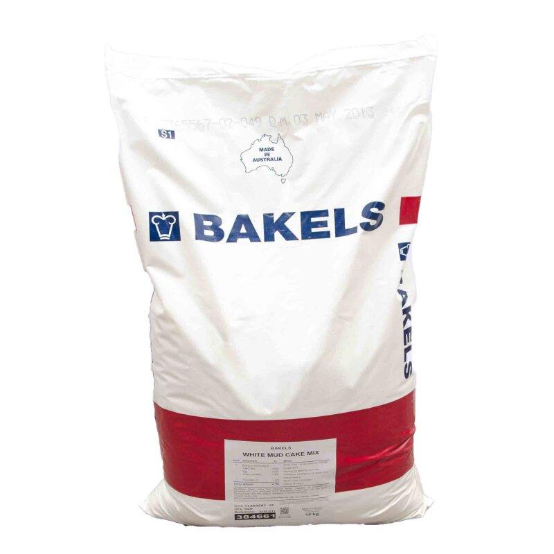 Bakels white mud cake mix recipe