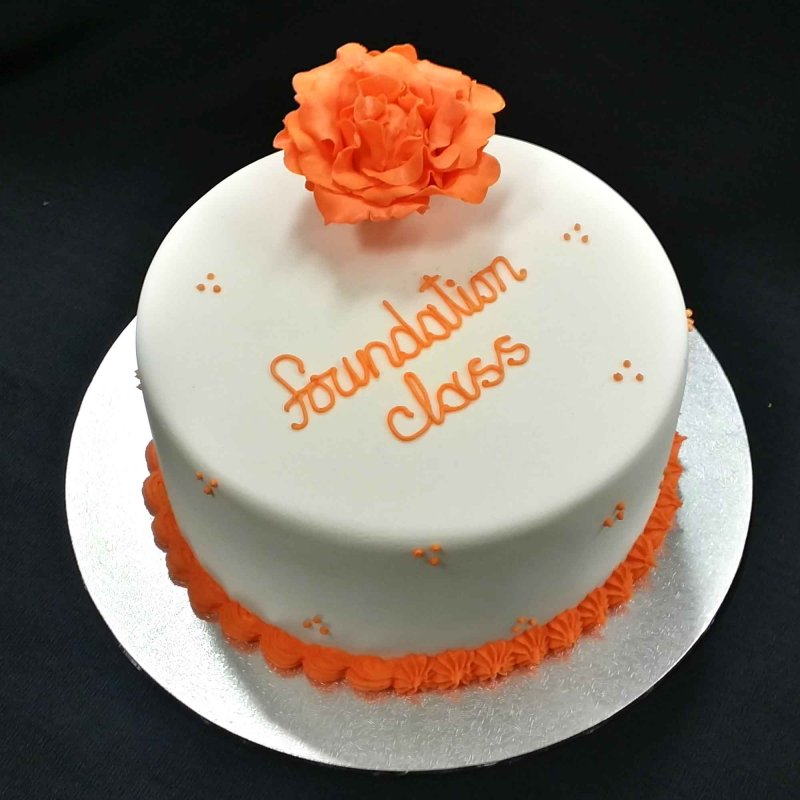 Foundation Skills Cake Decorating Course Brisbane 3 Hours