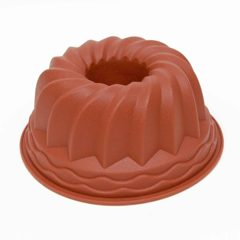 Chocolate Bundt Cake Silicone