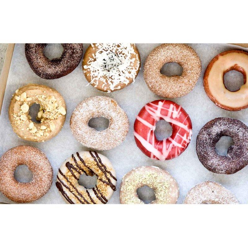 Donut mix recipe